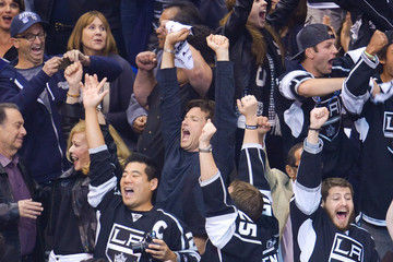 Jason Bateman 2014 NHL Stanley Cup Final - Game Five