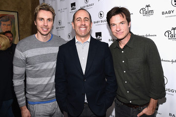Jason Bateman Jerry Seinfeld Hosts Inaugural LA Fatherhood Lunch