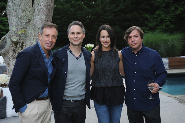 Brunello Cucinelli Event [people,social group,event,community,tree,team,fun,architecture,photography,vacation,haley binn,jason binn host,george condo,massimo caronna,italian appertivo,home,l-r,hampton,home,brunello cucinelli]