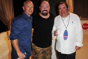 Jason Bonham Sammy's Beach Bar Rum And Cabo Wabo Tequila Present Emeril Lagasse And Sammy Hagar's Rockin' Beach Party Sponsored By Del Monte Fresh Produce - Food Network South Beach Wine & Food Festival