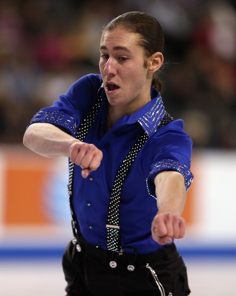 Jason Brown Pictures - 2014 Hilton HHonors Skate America ...