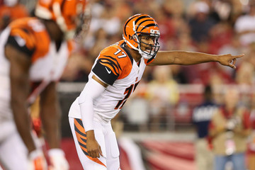 Jason Campbell Cincinnati Bengals v Arizona Cardinals