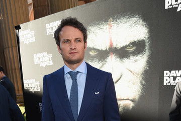 Jason Clarke 'Dawn of the Planet of the Apes' Premieres in SF