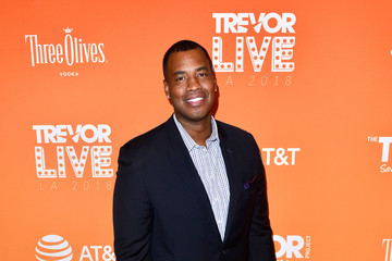Jason Collins The Trevor Project's TrevorLIVE LA 2018 - Arrivals & Cocktails
