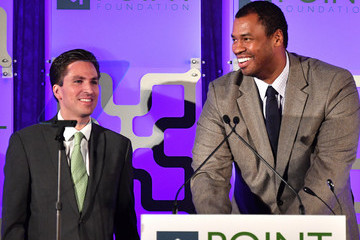 Jason Collins Point Foundation Hosts Annual Point Honors New York Gala Celebrating The Accomplishments Of LGBTQ Students - Inside