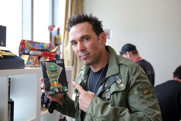 Jason David Frank Saban's Power Rangers At San Diego Comic-Con
