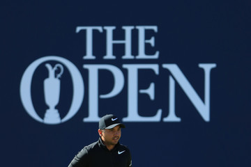 Jason Day 146th Open Championship - Day One