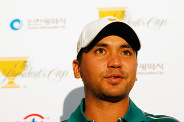 Jason Day The Presidents Cup - Preview Day 2