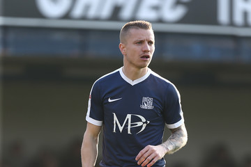 Jason Demetriou Southend United v Northampton Town - Sky Bet League One