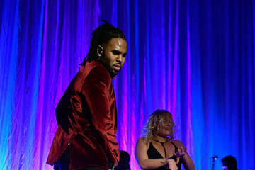 Jason Derulo WCRF's 'An Unforgettable Evening' Presented By Saks Fifth Avenue - Inside