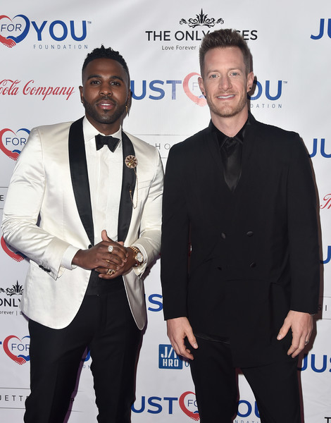 Jason Derulo's Just For You Foundation's Inaugural 'Heart Of Haiti' Gala - Arrivals