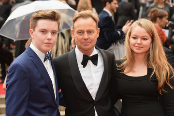 Jason Donovan The Olivier Awards With Mastercard - VIP Arrivals