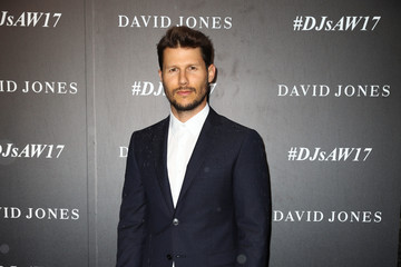 Jason Dundas David Jones Autumn Winter 2017 Collections Launch - Arrivals