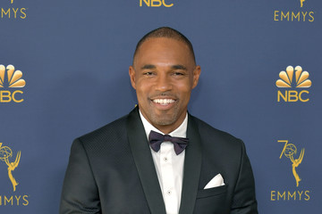 Jason George 70th Emmy Awards - Arrivals