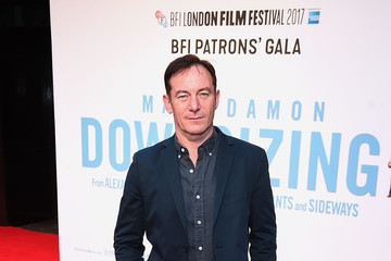 Jason Isaacs 'Downsizing' London Film Festival Premiere