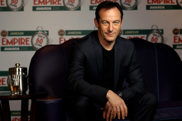 Jason Isaacs British actor Jason Isaacs poses for a portrait during a photo session for the Jameson Empire Film Awards on 19 February 2010 in The Sancton Hotel, London. Isaacs is sitting on the judging panel for the ?Done in 60 Seconds? category of the Jameson Empire Film Awards 2010.