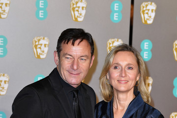 Jason Isaacs EE British Academy Film Awards - Red Carpet Arrivals