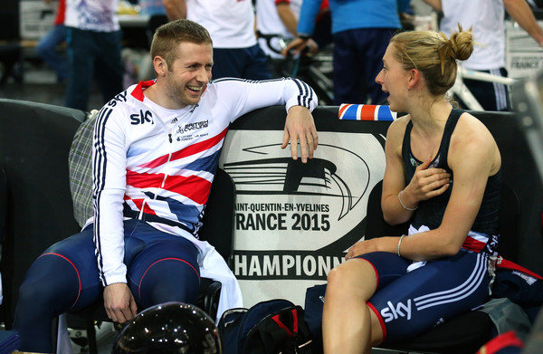 Jason Kenny And Laura Trott Photos Photostream Pictures Uci Track Cycling World Championships Day Four