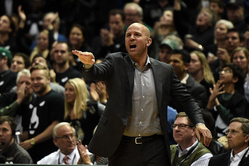 Jason Kidd Toronto Raptors v Milwaukee Bucks - Game Three