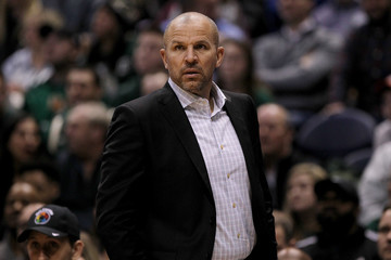 Jason Kidd Indiana Pacers v Milwaukee Bucks