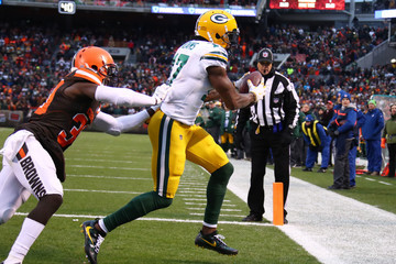 Jason McCourty Green Bay Packers vCleveland Browns