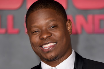 Jason Mitchell Premiere of Warner Bros. Pictures' 'Kong: Skull Island' - Arrivals