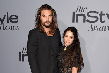 Jason Momoa InStyle Awards 2015 - Red Carpet