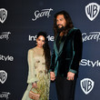 Jason Momoa 21st Annual Warner Bros. And InStyle Golden Globe After Party - Arrivals