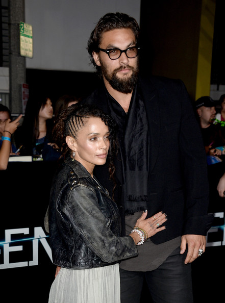 Jason Momoa Photos Photos Divergent Premieres In La