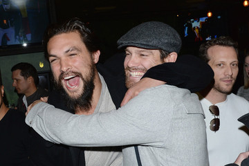 Jason Momoa 'Yellowtail' Cocktail Party in Park City