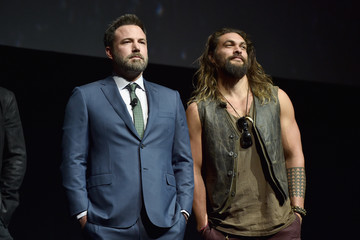 Jason Momoa CinemaCon 2017 - Warner Bros. Pictures Invites You to 'The Big Picture'