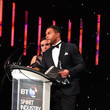 Jason Robinson BT Sport Industry Awards 2016