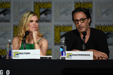 Jason Rothenberg Comic-Con International 2015 - 'The 100' Special Video Presentation And Panel