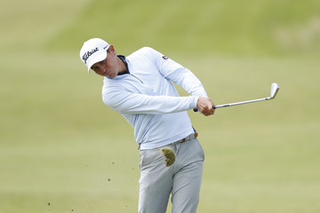 Jason Scrivener The 149th Open - Day Two