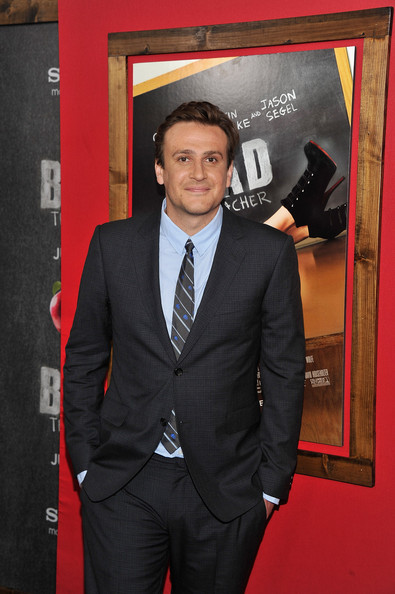 "Jason Segel Jason Segel attends the premiere of ""Bad Teacher"" at the Ziegfeld Theatre on June 20, 2011 in New York City."