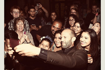 Jason Statham An Alternative View Of The SXSW Film-Interactive-Music Festival