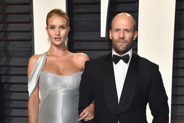 Jason Statham 2017 Vanity Fair Oscar Party Hosted By Graydon Carter - Arrivals