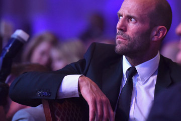 Jason Statham CinemaCon 2015 - 2015 Will Rogers 'Pioneer Of The Year' Dinner Honoring Jim Gianopulos