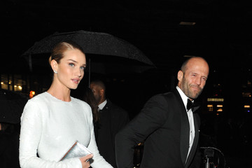 Jason Statham 'Manus x Machina: Fashion in an Age of Technology' Costume Institute Gala - After Parties