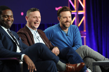 Jason Sudeikis Viacom Winter TCA Panels and Party