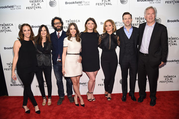 Jason Sudeikis Alison Brie 'Sleeping With Other People' Premiere - 2015 Tribeca Film Festival