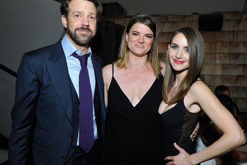 Jason Sudeikis Alison Brie Dark Horse Wine Presents the Los Angeles Premiere of IFC Films' 'Sleeping with Other People'