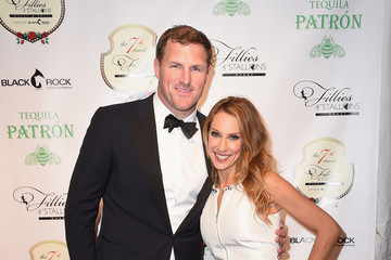 Jason Witten The 7th Annual Fillies & Stallions Kentucky Derby Party Hosted By Black Rock Thoroughbreds And Sponsored By Patron