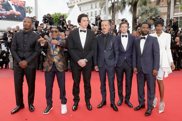 Jasper Paakkonen 'Blackkklansman' Red Carpet Arrivals - The 71st Annual Cannes Film Festival