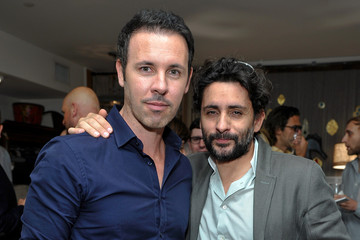 Jaume Collet-Serra Nathan Turner and the Village at Westfield Topanga Preview Party