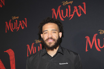 "Javale Mcgee Los Angeles World Premiere Of Disney's ""Mulan"""