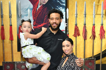 "Javale Mcgee Premiere Of Disney's ""Mulan"" - Red Carpet"