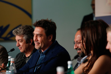 Javier Bardem 'Everybody Knows (Todos Lo Saben)' Press Conference - The 71st Annual Cannes Film Festival