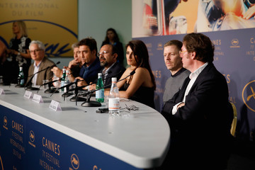 Javier Bardem Penelope Cruz 'Everybody Knows (Todos Lo Saben)' Press Conference - The 71st Annual Cannes Film Festival