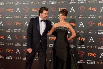 Javier Bardem Goya Cinema Awards 2016 - Red Carpet